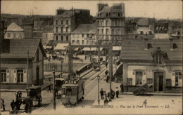 50 - CHERBOURG - PONT TOURNANT - TRAMWAY - Cherbourg