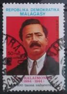 MADAGASCAR 1984. The 100th Anniversary Of The Birth Of Jean Ralaimongo. USADO - USED. - Madagascar (1960-...)