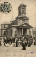 50 - CHERBOURG - EGLISE - PROCESSION - Cherbourg