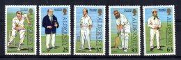 Alderney - 1997 - 150th Anniversary Of Cricket On Alderney - MNH - Alderney