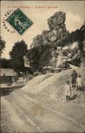 50 - CHERBOURG - LA ROCHE QUI PEND - CARRIERES - Cherbourg