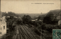 50 - CHERBOURG - TRAIN - Cherbourg