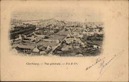 50 - CHERBOURG - CARTE NUAGE - Cherbourg
