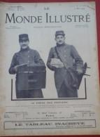 Le Monde Illustré N° 2713 27 Mars 1909 La Grève Des Postiers - Journaux - Quotidiens