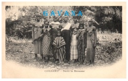 CONAKRY - Dans La Brousse - French Guinea