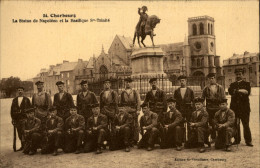 50 - CHERBOURG - MILITAIRES - MARINS - Cherbourg