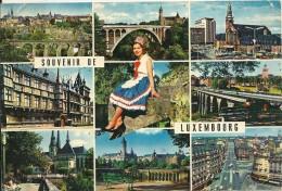 CARTOLINA  MAXI  CM.20 X13,5--1971  VIAGGIATA X LUINO - Cartoline
