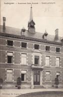 Audregnies - Pensionnat Saint Bernard - Entrée Principale - Quiévrain