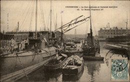 50 - CHERBOURG - PORT MILITAIRE - Cherbourg