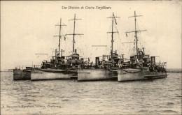 50 - CHERBOURG - CONTRE TORPILLEUR - Cherbourg