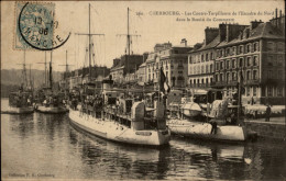 50 - CHERBOURG - CONTRE TORPILLEURS - Cherbourg