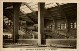 50 - CHERBOURG - QUAIS - GARE MARITIME - Cherbourg