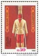 Kz 0007 Kazakhstan Kasachstan 1992 - Kasachstan