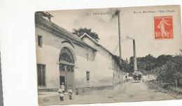 Sarcelles - Rue De Montfleury - Usine Decam - 1914 - Sarcelles