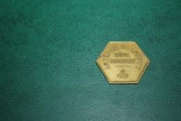 ACIERIES DE LONGWY - MEURTHE ET MOSELLE - HOTEL ECONOMAT - 1 Franc - Monétaires / De Nécessité
