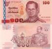 THAILAND        100 Baht         P-114         ND (2006)        UNC  [ Sign. 82 ] - Thailand