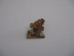 Clown Cirque CHRISTIANE GRUSS - Pin's