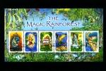 AUSTRALIA - 2002  THE MAGIC RAINFOREST  MS   FINE USED - Blocchi & Foglietti