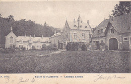 Vallée De L'Amblève - Château Ancion (précurseur) - Amel