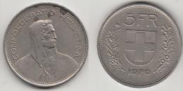 5 FR 1970 - Suisse
