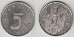 5 FR 1981 - STANS - Suisse