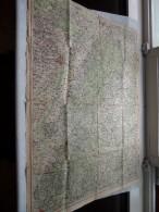 """ SCHWARZWALD "" 1/200.000 ( Gaebler's Leipzig ) !! DETAILS !! ( Zie Foto´s ) ! - Landkarten"