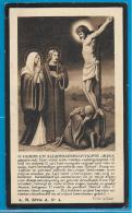 Bidprentje Van Febronie-Adrienne Haegeman - Erwetegem - 1881 - 1934 - Devotion Images
