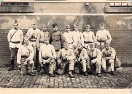Carte Photo Ancienne Camp De Trèves  1929 Soldats - Guerre, Militaire