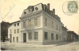69/CPA - Belleville Sur Saone - Nouvel Hotel Des Postes - Belleville Sur Saone