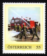 ÖSTERREICH 2008 ** Feuerwehr / Schaum-Druckzumischsystem - PM Personalized Stamp MNH - Feuerwehr