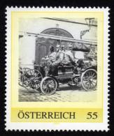 ÖSTERREICH 2008 ** Feuerwehr / Gasspritze Von 1902 - PM Personalized Stamp MNH - Feuerwehr