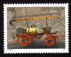 ÖSTERREICH 2013 ** 150 Jahre Freiwillige Feuerwehr - MNH - Feuerwehr