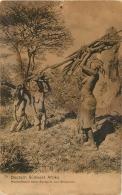 RARE DEUTSCH SUDWEST AFRIKA HEREROFRAUEN BEIM SAMMEIN VON BRENNHOLZ FEMMES SEINS NUS - Ehemalige Dt. Kolonien