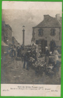 CPA Salon Des Artistes Français (1910) Marché En Bretagne (Le Conquet)  Finistère  Par Mme L. Acoquat   +++++ - Le Conquet