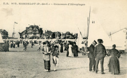 62   HARDELOT CONCOURS D'AEROPLAGES - France