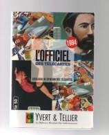 L'officiel Des Télécartes 1994 De Yvert & Tellier,n°2 Deuxième Année - Télécartes