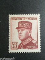 MONACO 1937-39, Timbre 159, PRINCE LOUIS II, Neuf**, VF MNH STAMP - Autres Collections