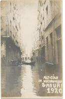 Alt - Coln. Im Hochwasser, Ganuar 1920.. Unused Card, RP Animated - Non Classés