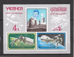 Yemen Bl 27 Espace Kennedy **
