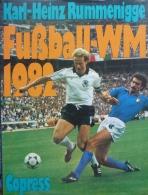 Karl-Heinz Rummenigge: Fußball-WM 1982 - Libri, Riviste, Fumetti