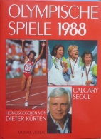 Olympische Spiele 1988 - Libri, Riviste, Fumetti