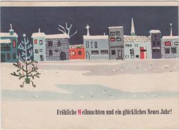 AK - SOS Kinderdorf - Karte - 40iger Jahre - Fröhliche Weihnachten U. Glückl. Neues Jahr - Kinder