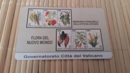 Phonecard  Vatican SCV 2 (Mint,Neuve) Rare