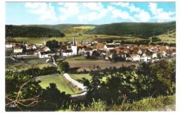 Deutschland - 8729 Untersteinbach - Alte Ortsansicht - Steigerwald - Duitsland