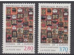 LOTE 786  ///  UNESCO   YVERT Nº: 112/113 **MNH - Servicio