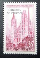 LOTE 786  ///  UNESCO   YVERT Nº: 17 **MNH - Servicio