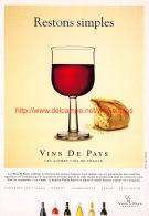 Vins De Pays - Vignes