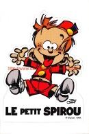 Le Petit Spirou - Autocollants