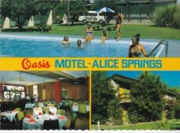 Australia Alice Springs The Oasis Motel