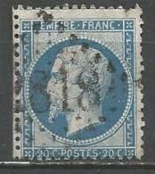 France - Obl. GC2818 PERPIGNAN Sur Timbre Napoleon III Et/ou Cérès - N°22 - Marcophilie (Timbres Détachés)